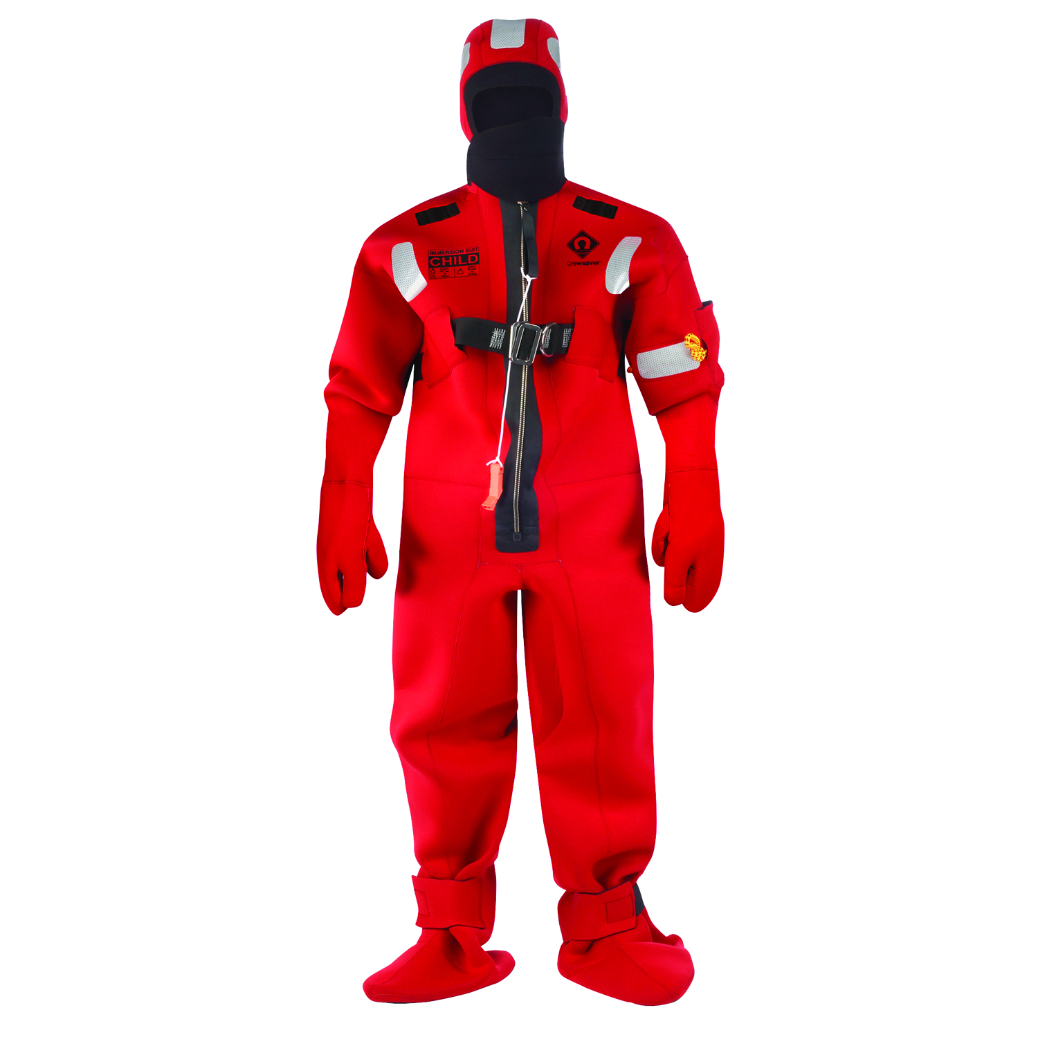 Child Immersion Suit
