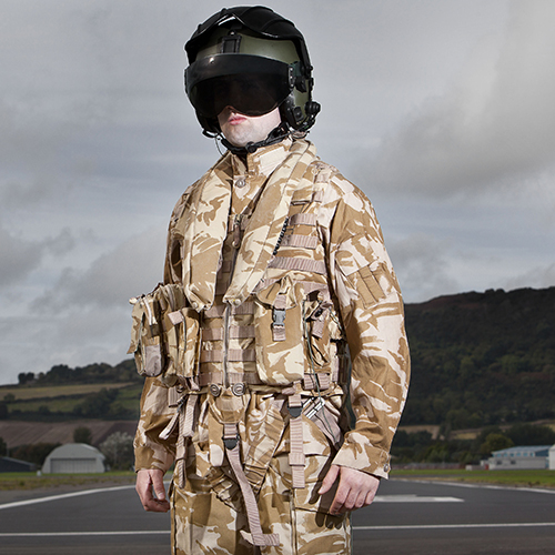 Armoured Aircrew Life Preserver