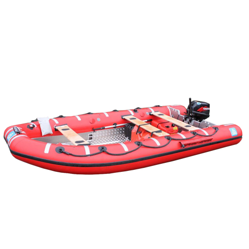 DSB Semi-rigid Inflatable Rescue Boats