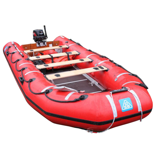 DSB Inflatable Rescue Boats