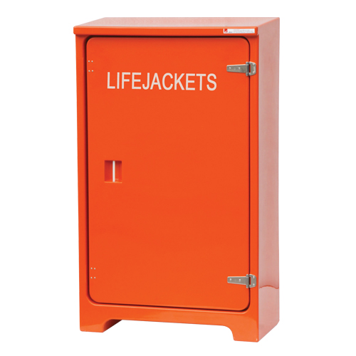 JB08LJ Automatic Lifejacket Cabinet