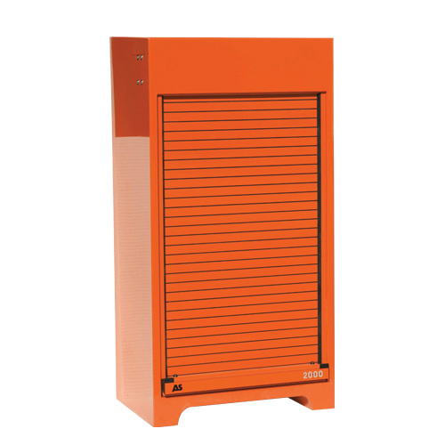 RS250LJ Automatic Lifejacket Roller Shutter Cabinet