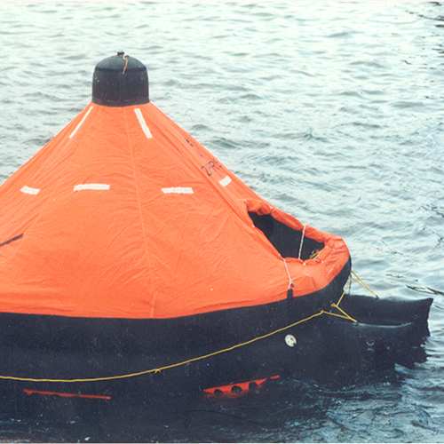 Submarine Liferaft System