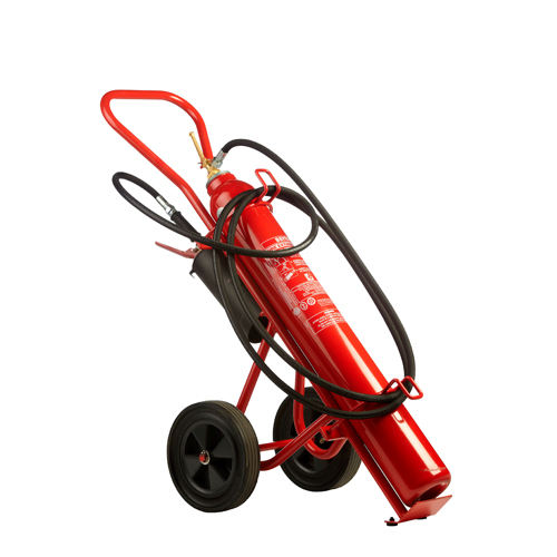 Wheeled Co2 Fire Extinguishers