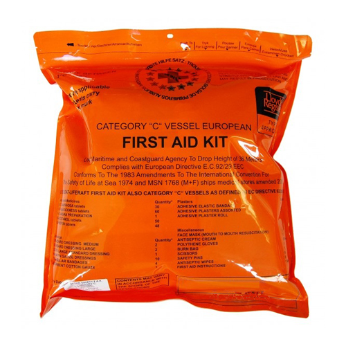 Category C First Aid Kit - Soft Pack