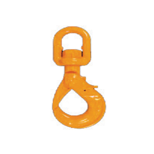 Swivel Self Locking Hook EN 1677-3, GRADE 8