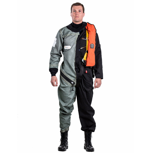 OTS 601 MID-LAYER IMMERSION SUIT