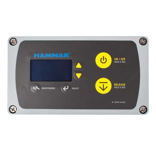 Hammar Electronic Remote Release System (ERRS)