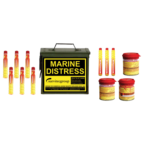Over 50 Mile Distress Kit