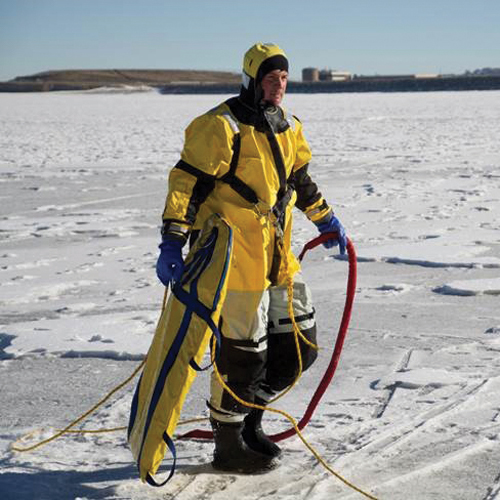 Imperial Ice Rescuer 1500 (IR1500) Ice Rescue Suit