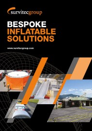 Survitec Bespoke Inflatable Solutions Brochure