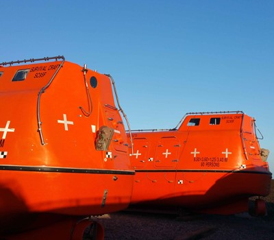 Survitec Lifeboats