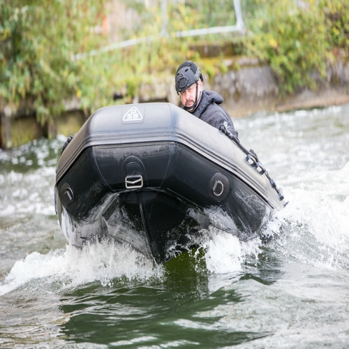380 GPM Inflatable Boat