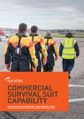 Survitec Survival Suit Brochure
