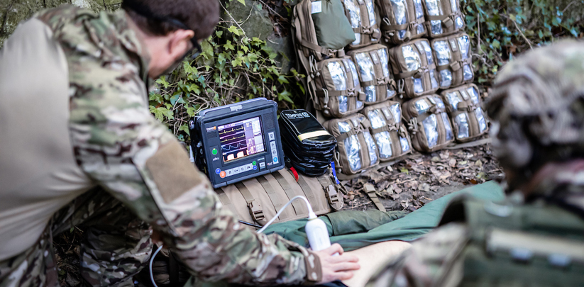 Survitec joins forces with Philips at Medical Innovation