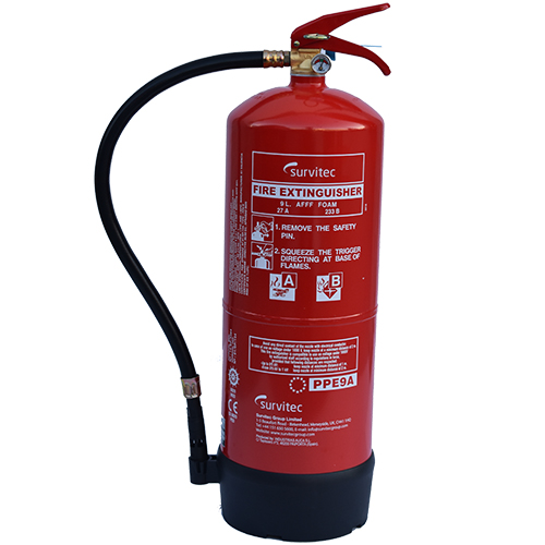 Foam Stored Pressure Fire Extinguishers