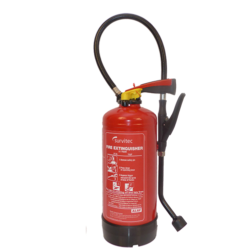 Foam Cartridge Extinguisher 9 L