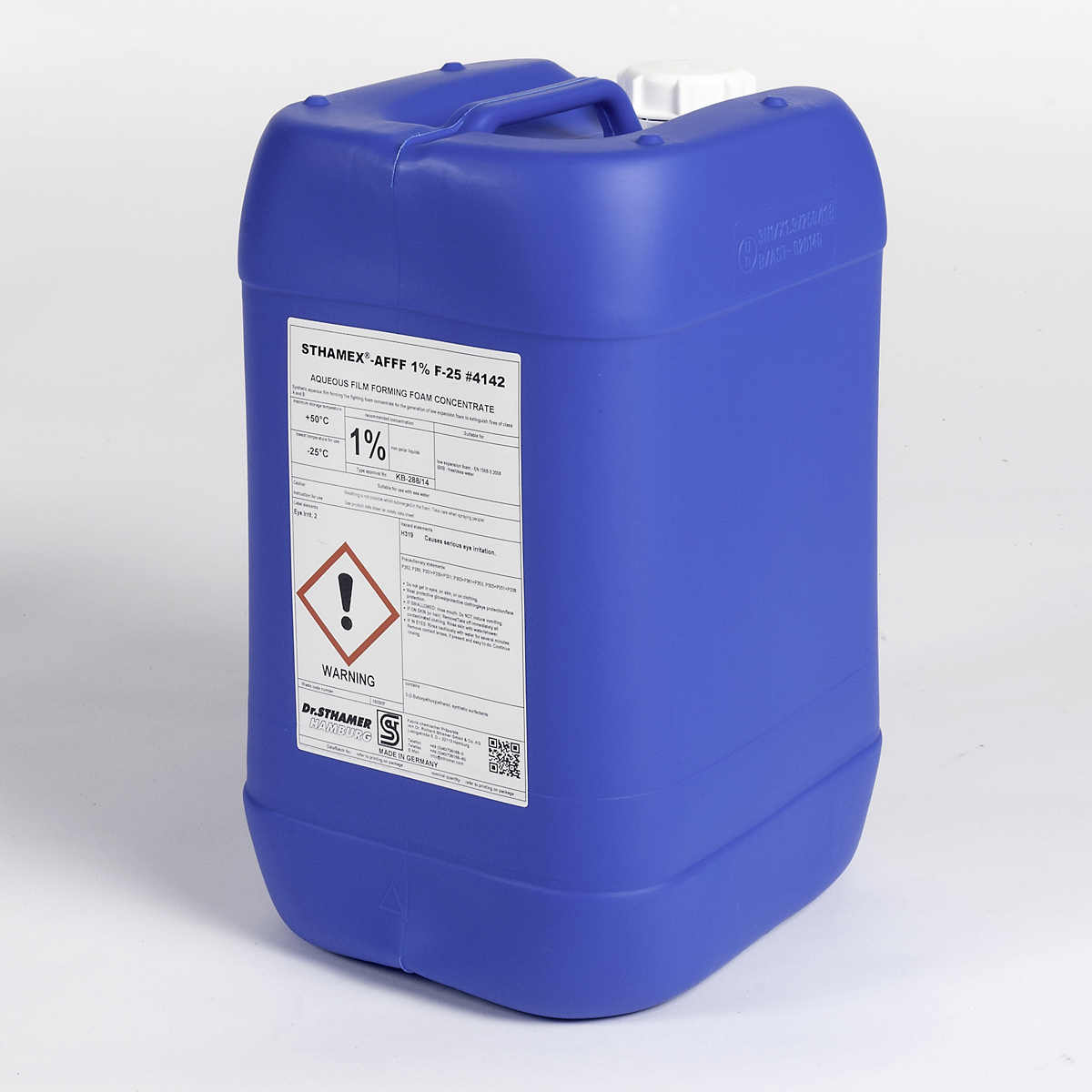 Foam Concentrates AFFF 1 % F-25