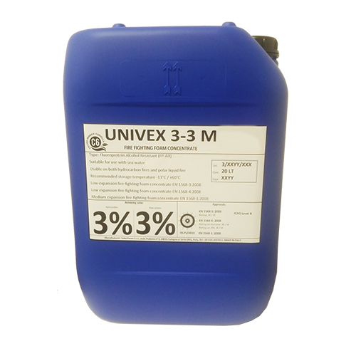 Foam Concentrate UNIVEX 3 - 3 % M AR