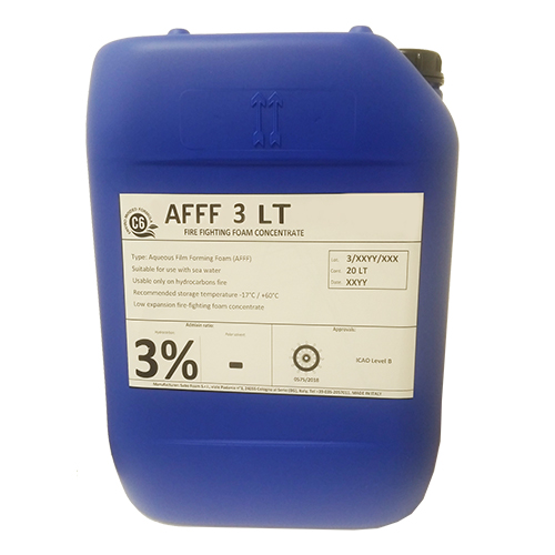 Foam Concentrate AFFF 3% ULTRA LT
