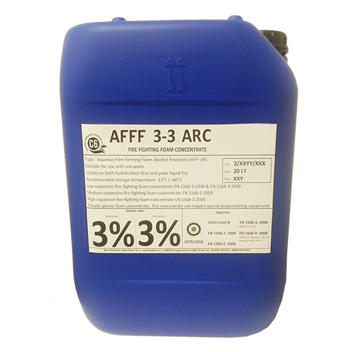 Foam Concentrate AFFF 3-3% ARC 3X3