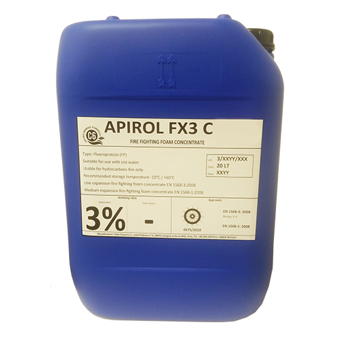 Foam Concentrate APIROL FX 3%