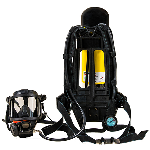 SCBA Spiromatic 90U S-Mask First Breath*