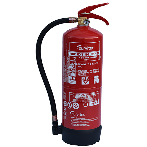 ABC Stored Pressure Extinguisher 6kg