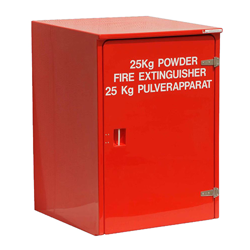JB65 Wheeled Fire Extinguisher Cabinet