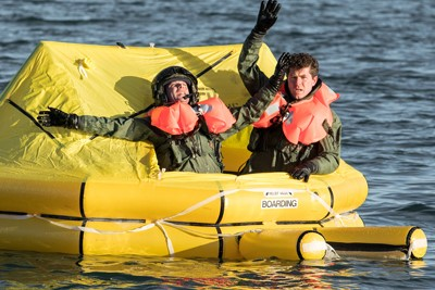 Survitec Aviation Liferaft