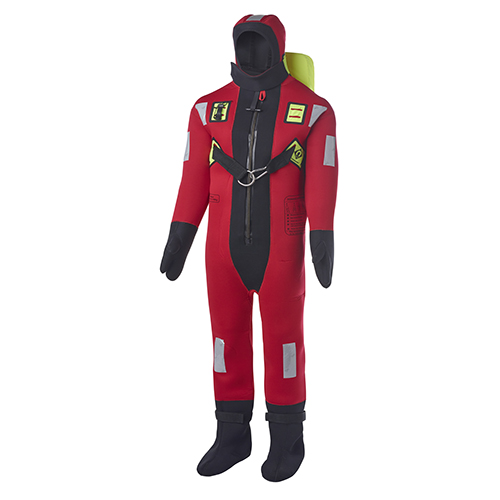 Crewsaver Immersion Suit Certified 2020